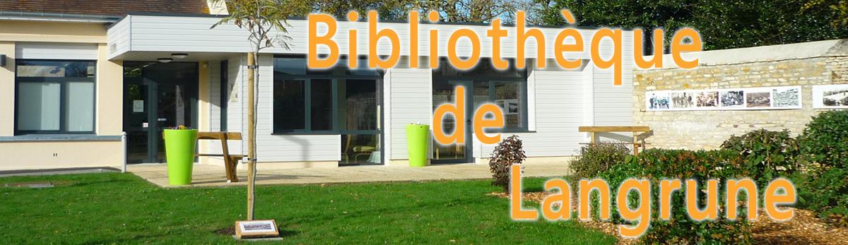 Bibliotheque Langrune